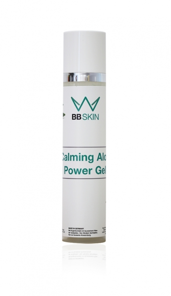 BB Skin | Calming Aloe Power Gel | 100ml