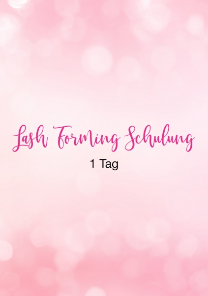 Lash Forming Training | 1 Day
