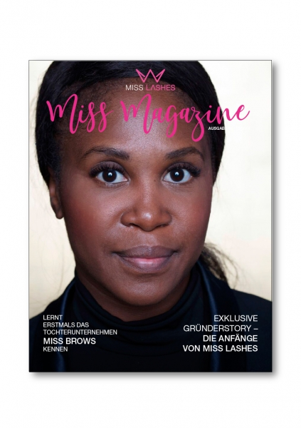 Miss Lashes Magazine | several editions