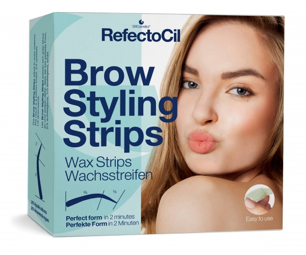 Brow Styling Strips | 60 Strips