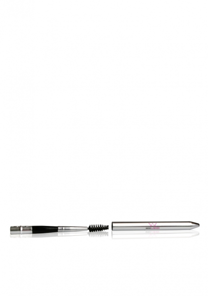 Mascara Brush with Cap | Silver | Block Pricing