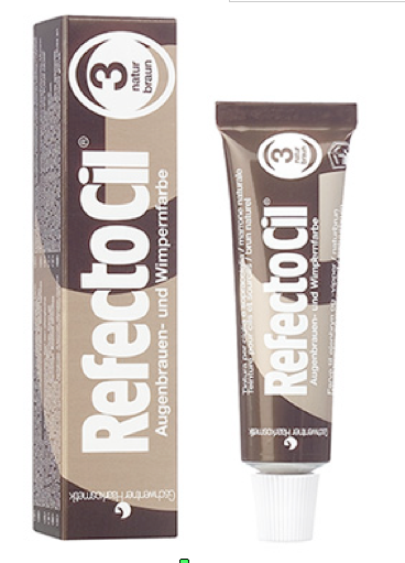 RefectoCil | Eyebrow Color | Nature Brown | 15ml