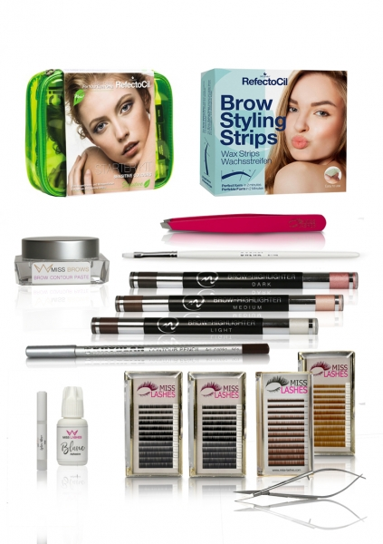 Starter Set | Eyebrow Extensions & Brow Styling