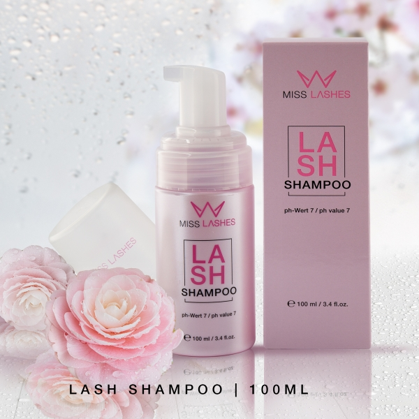 Lash Shampoo | 100ml