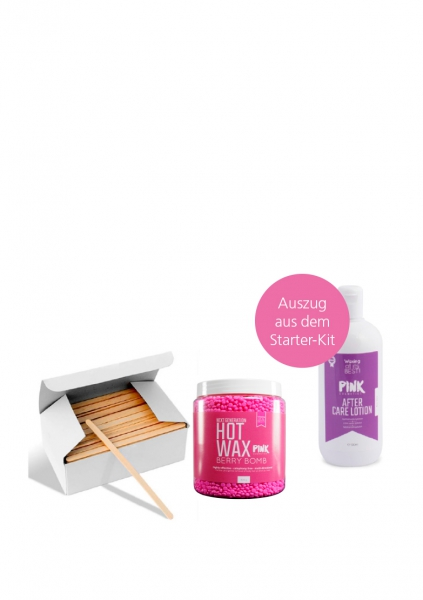 Starter Set | Perfect Face Waxing