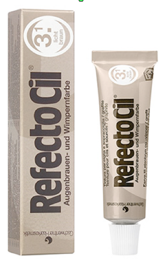 RefectoCil | Eyebrow Color | Light brown | 15ml