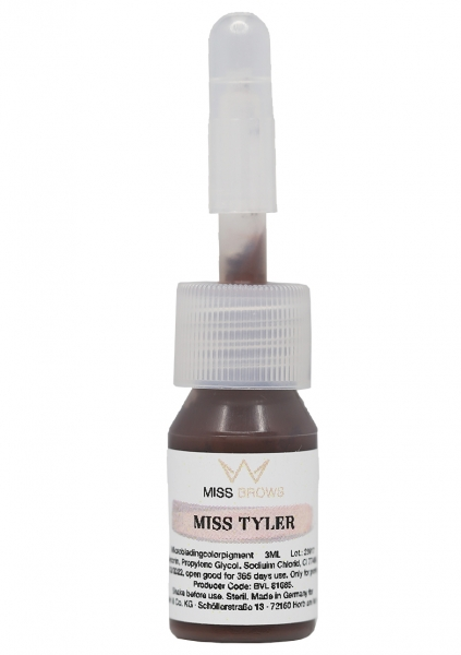 Microblading Colour | Miss Tyler | several sizes